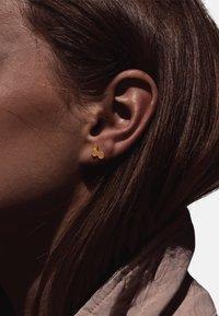 No More - TRIPLE SEC  - Earrings - gold - 0