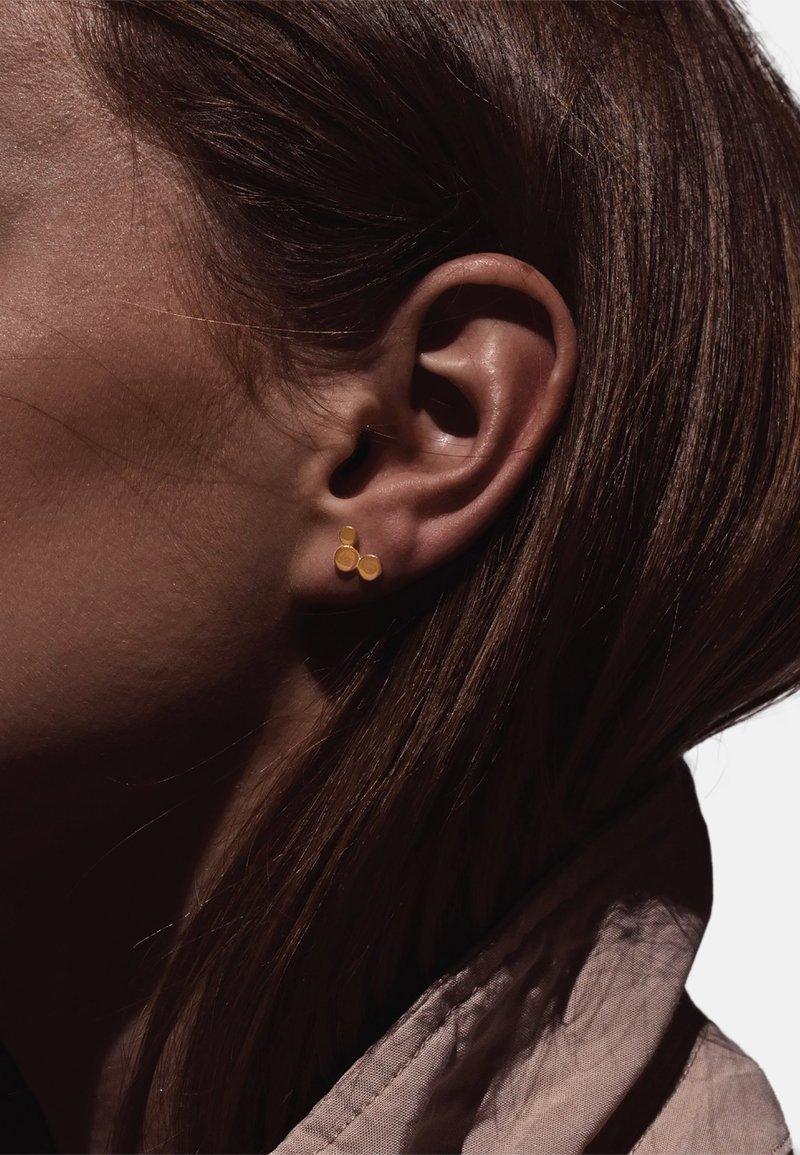 No More - TRIPLE SEC  - Earrings - gold