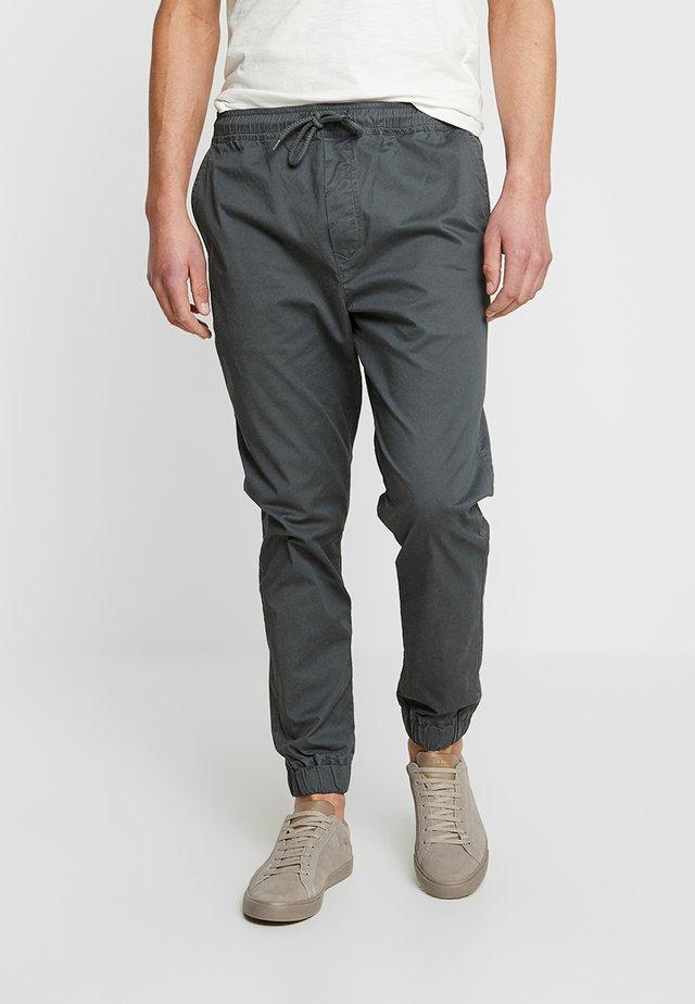 TRUC CUFF - Pantalon classique - dark grey