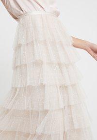 Needle & Thread - NEVE RUFFLE BALLERINA SKIRT - A-Linien-Rock - pearl rose - 4