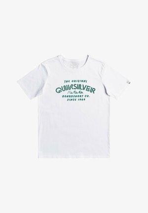 WILDER MILE  - T-shirt basique - white