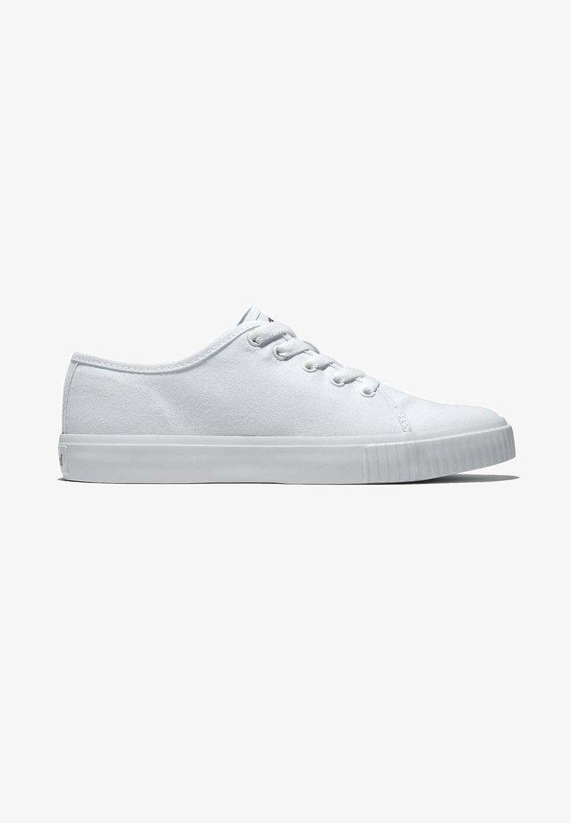 SKYLA BAY CANVAS OXFORD - Sneaker low - white