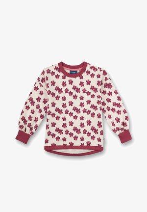 SANETTA  FRUITS  - Sweatshirt - rosa