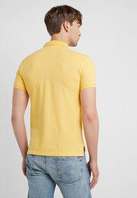 Polo Ralph Lauren - SLIM FIT MODEL  - Polo - chrome yellow - 2
