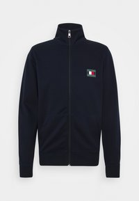 Tommy Hilfiger - ICON ESSENTIALS ZIP THROUGH - Cardigan - blue - 3