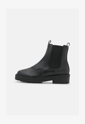 WARM CHELSEA BOOT - Støvletter - black