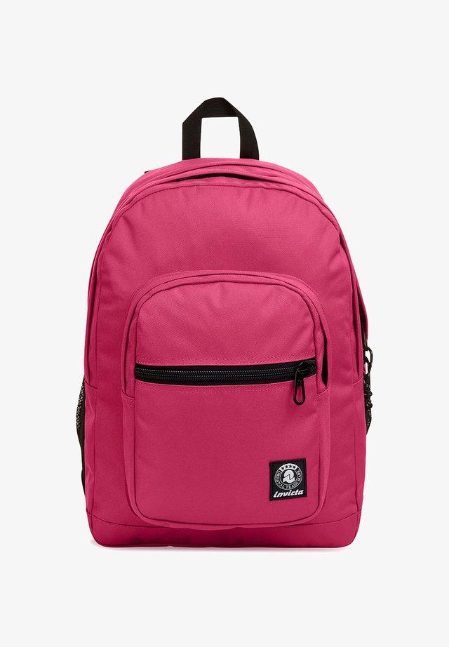 JELEK PLAIN - Zainetto - pink
