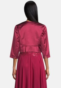 Vera Mont - MIT KELLERFALTEN - Blazer - ruby red - 2
