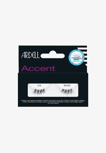 LASH ACCENTS - False eyelashes - #318