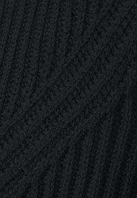 Esprit - Stickad tröja - black - 2