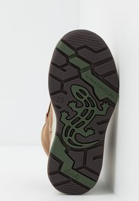 Lurchi - DIEGO-TEX - Zimní obuv - tan - 5