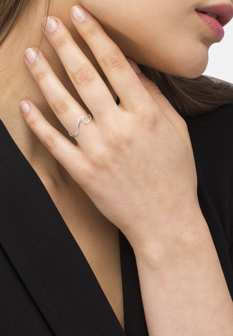 Heideman - MONTIS  - Ring - silver-coloured