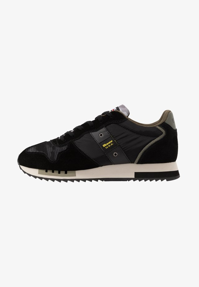 QUEENS - Sneakers laag - black