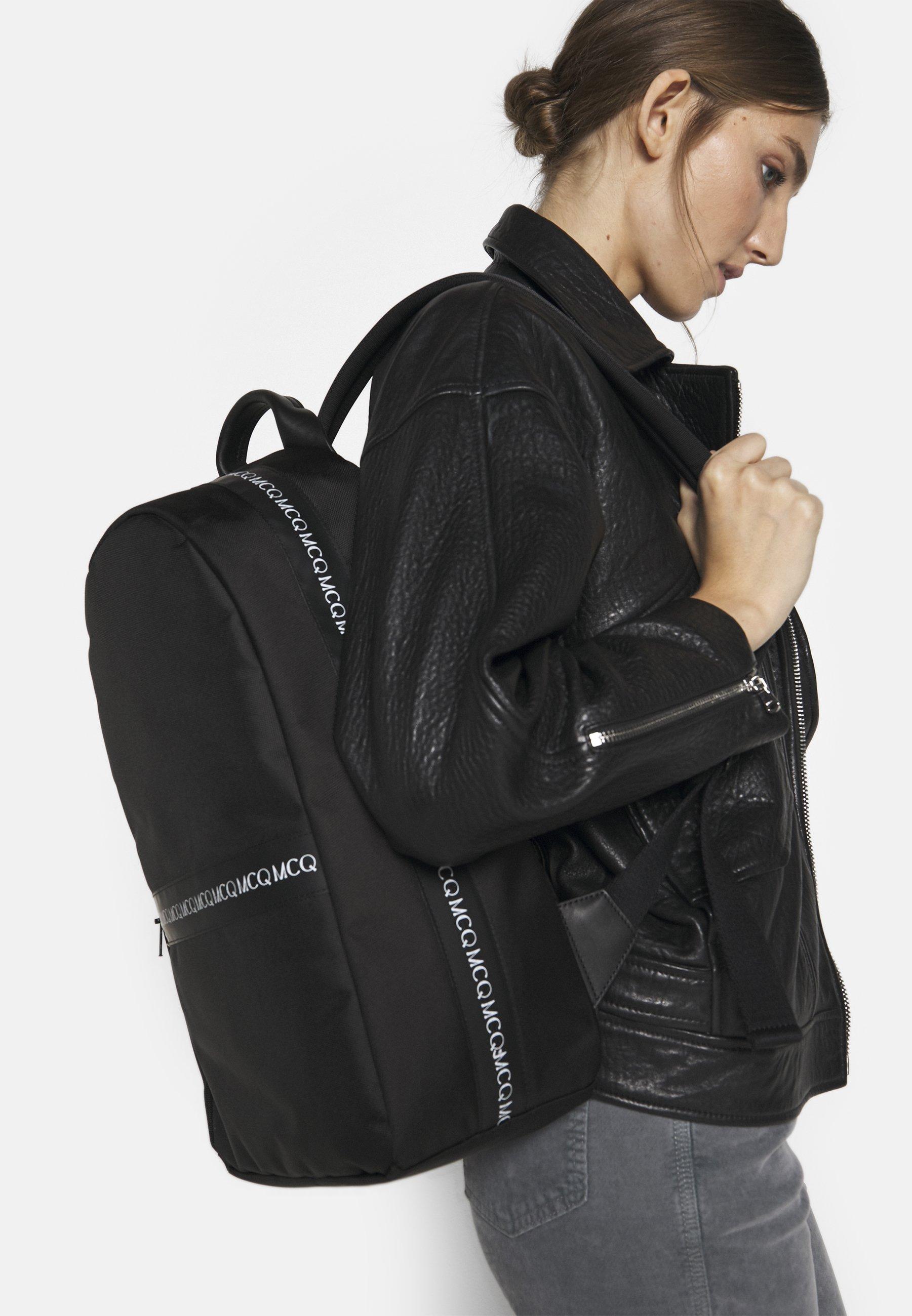 Outlet Outlet McQ Alexander McQueen CLASSIC BACKPACK - Rucksack - black   men's accessories 2020 skQJa