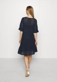 Nümph - ALZBET DRESS - Denní šaty - sapphire - 2