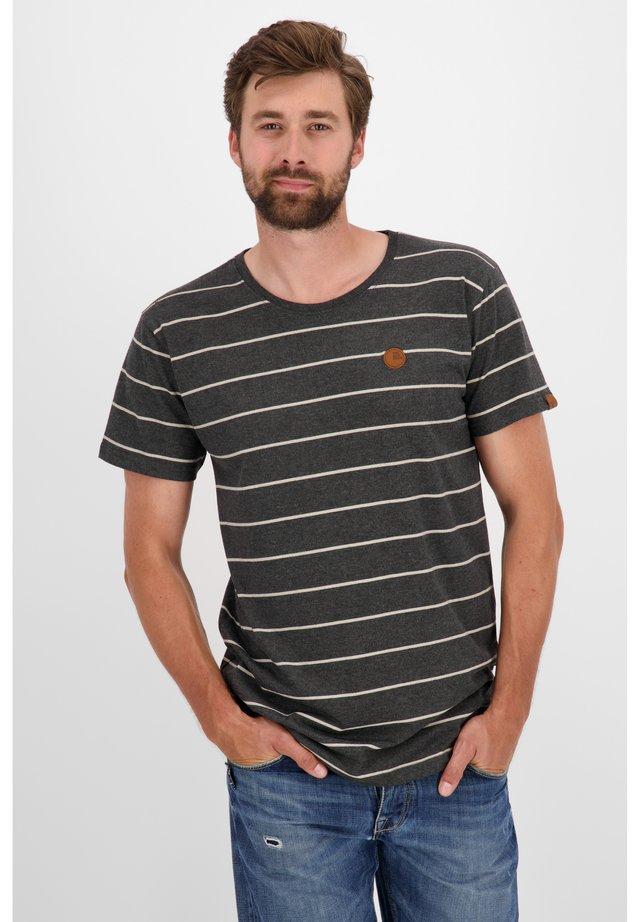 NICAK  - T-shirt imprimé - moonless