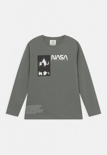 NASA - Maglietta a manica lunga - dusty green