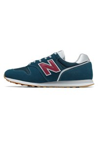 New Balance - Sneakers - rogue wave/neo crimson - 3