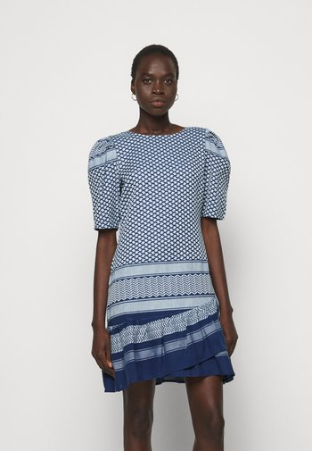 OLIVIA - Day dress - twilight blue