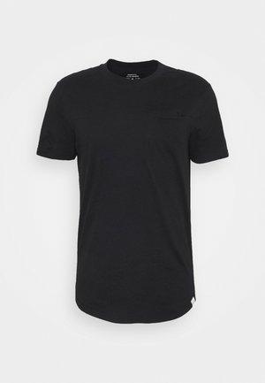 ONSDASH LIFE LONGY - T-shirt - bas - black