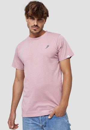 FEDER - T-shirt basic - pink