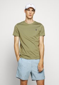 Polo Ralph Lauren - T-shirt basic - sage green - 4