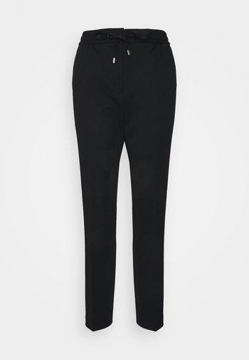 HONESI - Trousers - black