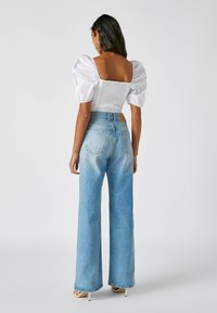 PULL&BEAR - FLARE-FIT - Flared Jeans - blue - 2