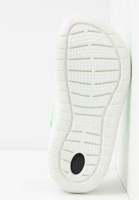 Crocs - LITERIDE - Sandalias planas - neo mint/almost white - 6
