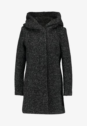 ONLSEDONA COAT - Manteau court - black/melange