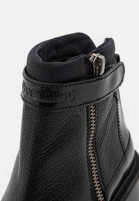 See by Chloé - Kotníkové boty na platformě - black - 6