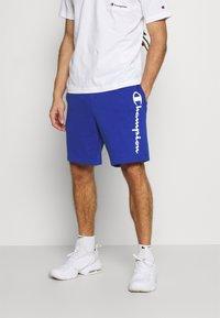 Champion - BERMUDA - Pantaloncini sportivi - blue - 0