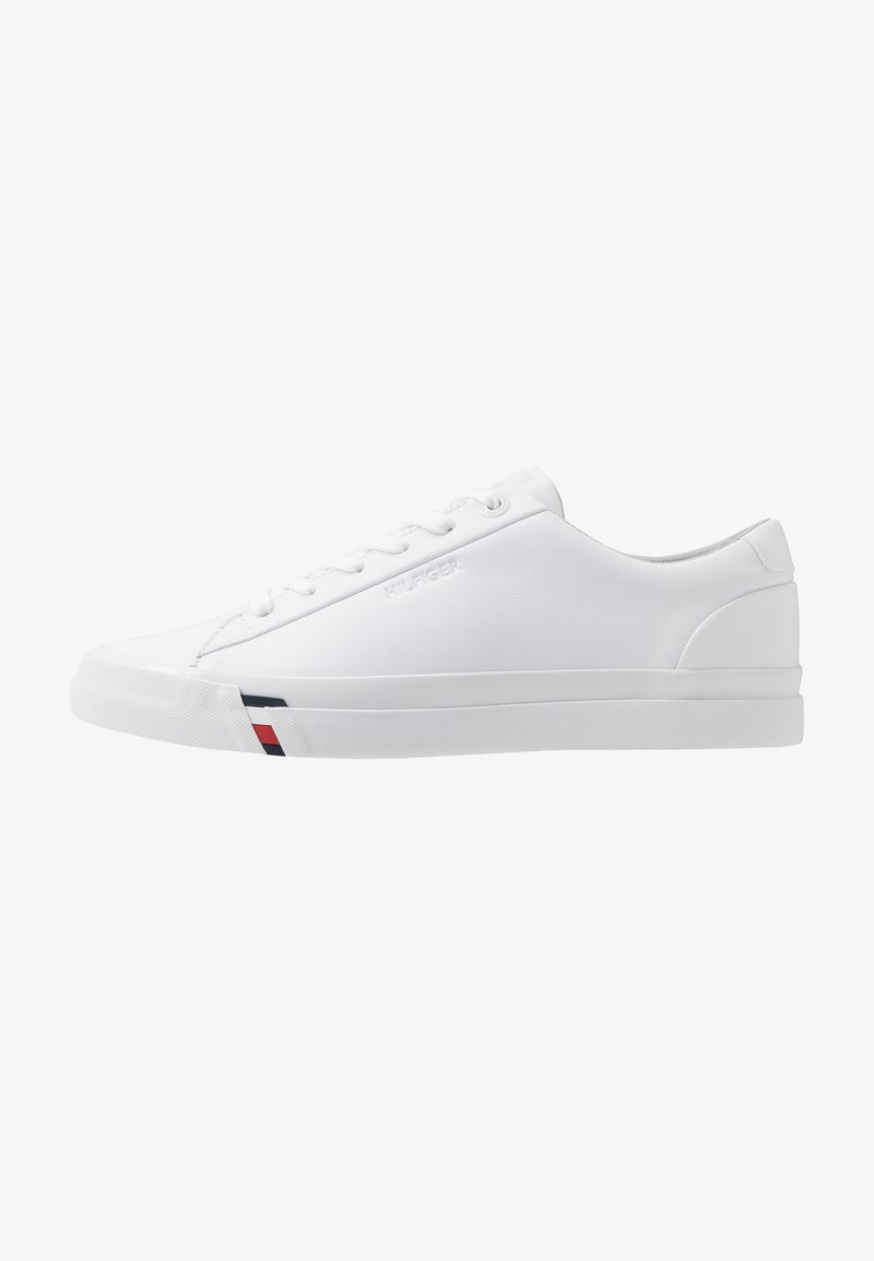 Tommy Hilfiger - CORPORATE - Sneakers laag - white