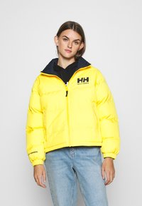 Helly Hansen - W HH  - Winter jacket - young yellow - 3