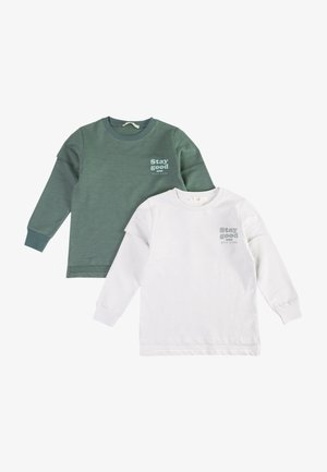 2 PACK - Sweater - stone