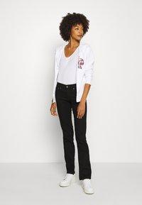 GAP - Jeans straight leg - basic black - 1