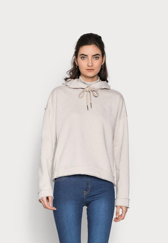 NMSALLY HIGH NECK  - Sweatshirt - chateau gray