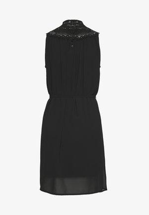ONLCAT DRESS - Denní šaty - black