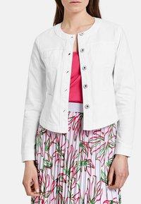 Gerry Weber - Summer jacket - weiß/weiß - 1