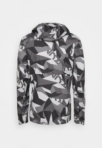 adidas Performance - OWN THE RUN - Sports jacket - metgry/grefou/black - 1