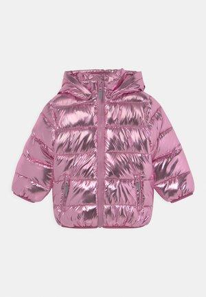 KIDS GIRLS HIGHNECK - Winter jacket - azalee