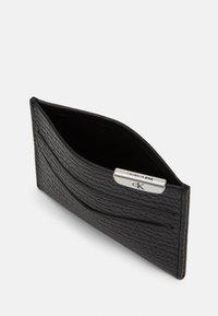 Calvin Klein Jeans - CARDCASE - Wallet - black - 2