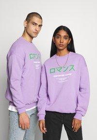 YOURTURN - Sweater -  lilac - 0