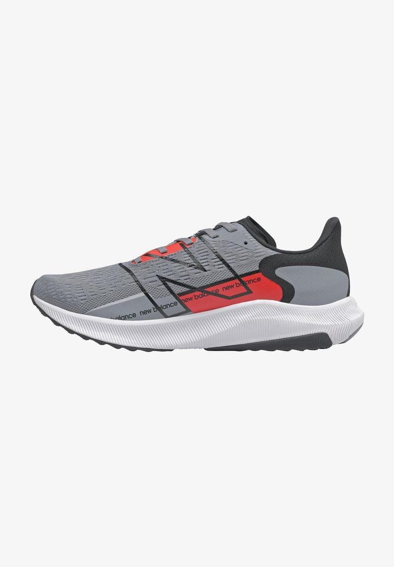 New Balance - Stabilty running shoes - steel