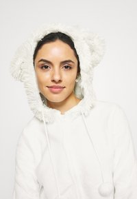 Loungeable - CREAM CAT ONESIE  - Jumpsuit - cream - 6