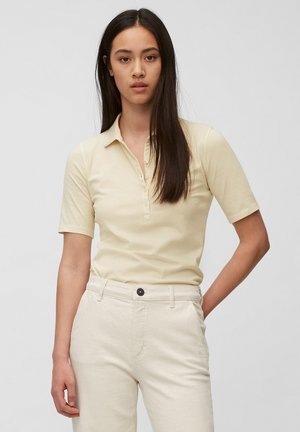 Polo shirt - summer taupe