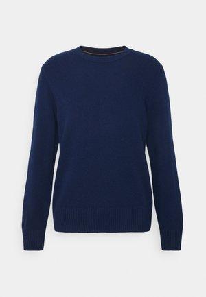 HAMPUS - Stickad tröja - blueberry