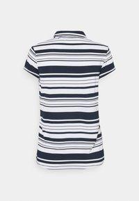 Puma Golf - CLOUDSPUN RIBBON - Polo shirt - navy blazer/bright white - 1
