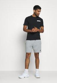 Calvin Klein Performance - SHORT SLEEVE - T-Shirt print - black - 1