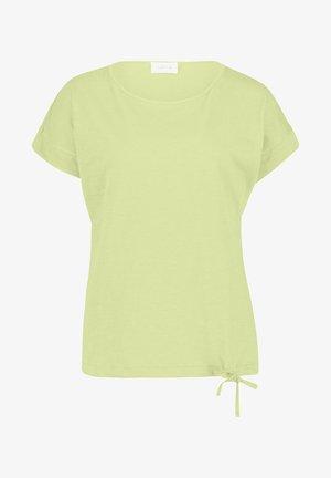 MASSTAB - Print T-shirt - sunny lime